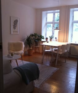 10 min. from Cph. Central station!