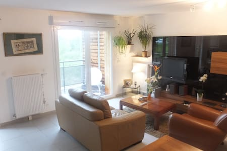 Entre Annecy et Aix les Bains 73m2 - Appartamento