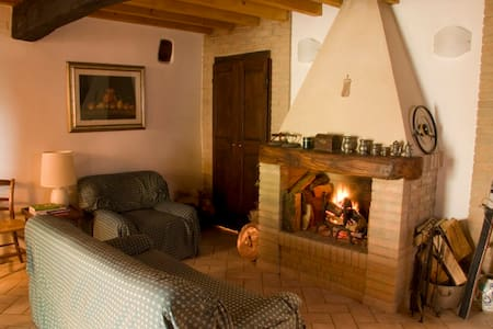 Dimora rurale in borgo tranquillo - Carpineti - Apartment