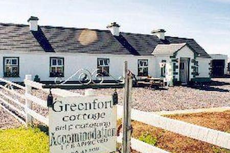 Greenfort Cottage - Templeboy - Huis