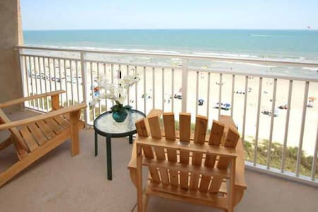 Great Fall Oceanfront Discounts! - Apartment