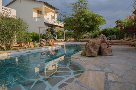 KAMILI VIEW casa CHEI in Zanzibar - Kiwengwa - Villa