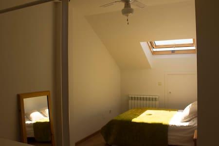 Precioso apto en Torrecaballeros - Appartement