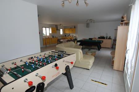 5 chambres meublées - Rumah