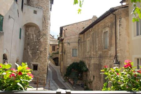 Accogliente camera, Trevi (Umbria)