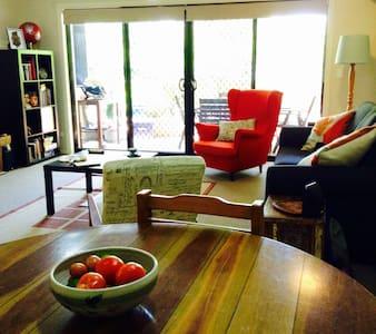 Private room in kangaroo point - East Brisbane - Lägenhet