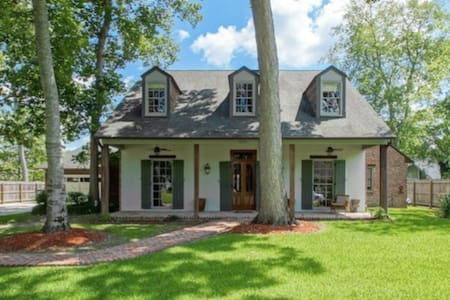 Southern Charm in the Heart of BR - Baton Rouge - Casa