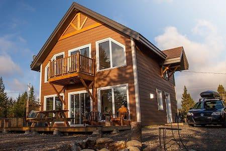 Esker Nature chalets & villégiature - Saint-Paul-de-Montminy - Cabin