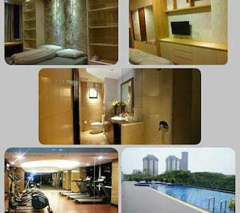 Cozy aprtmn in d heart of tangerang - Apartmen