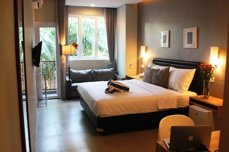 Kuta Beach Stay, Studio 1br Apt