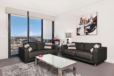 Luxury modern apartment in CBD - Lägenhet