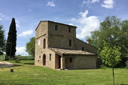 Casa Torre - Apt Leccino - Huoneisto