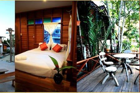 Taboonban Resort ตะบูนบานรีสอร์ท