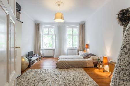 best place, best area in Berlin!