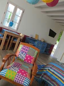 Chambre d'hôte Les gros cailloux - Sainte-Croix-du-Mont - Bed & Breakfast