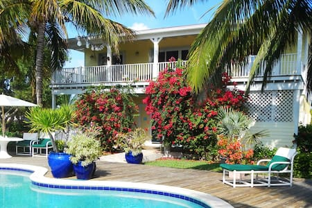 Dillycrab Beach House - George Town