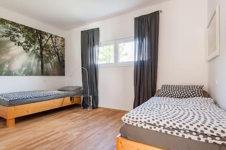 Ruhiges 2-Zimmer Apartment, München - Munich - Appartement