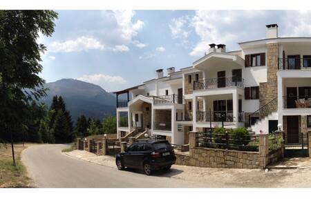 Cosy Villa w/ mountain view - Neraidochori - Villa