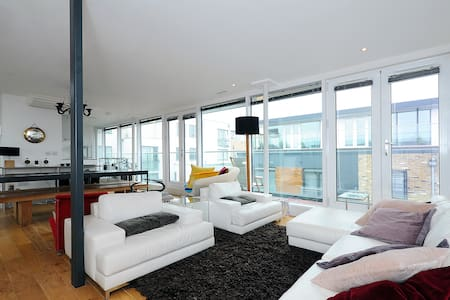 Central London Penthouse - Apartemen