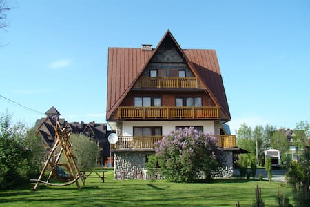 Goryczka - Double Room 1st Floor