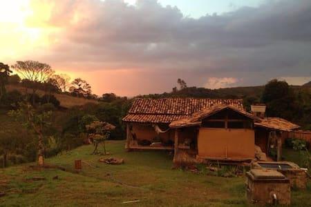 Casinha de Roça -  Serra da Moeda - Chatka