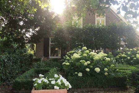 Romantische kamer op boerderij - De Glind - Bed & Breakfast