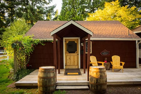 Carriage House, Woodinville, WA - Вудинвилль - Бунгало