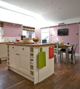 BroadRock - Unique Holiday let - Chepstow