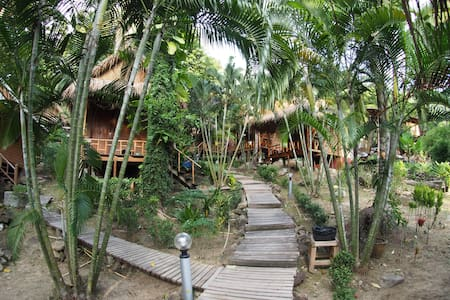 Cosy Bungalow with luxury Bathroom - Ko Chang - Bungalow