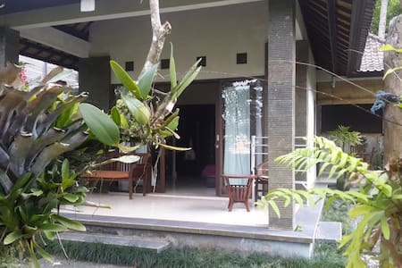 We love our villa - you will too! - Ubud - House