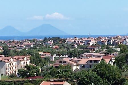 Loft con vista isole Eolie - Capo d'Orlando - Loteng Studio