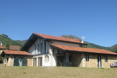maison basque moderne - Haus