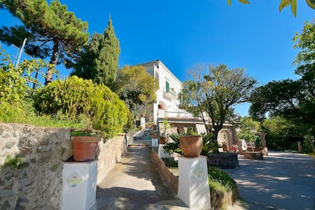 Exclusive Villa apartment-1 Ischia - Barano d'Ischia - 公寓