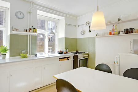 Charming apt. in central Nørrebro