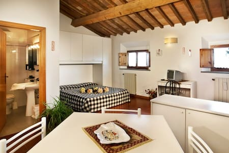 Ospitale appartamento in toscana - La Miniera - Lägenhet