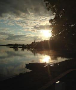 Entire cottage on Lake Champlain - Ház