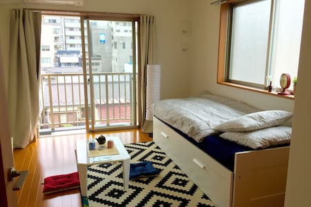 Cozy & Good location in ASAKUSA