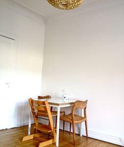 Wonderful apartment in Vesterbro