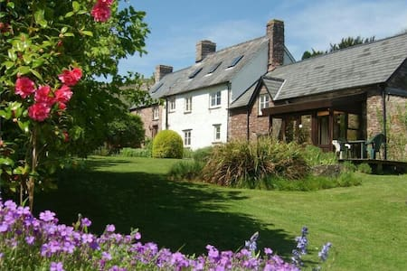 Red Hart Self-catering Cottage - Crickhowell