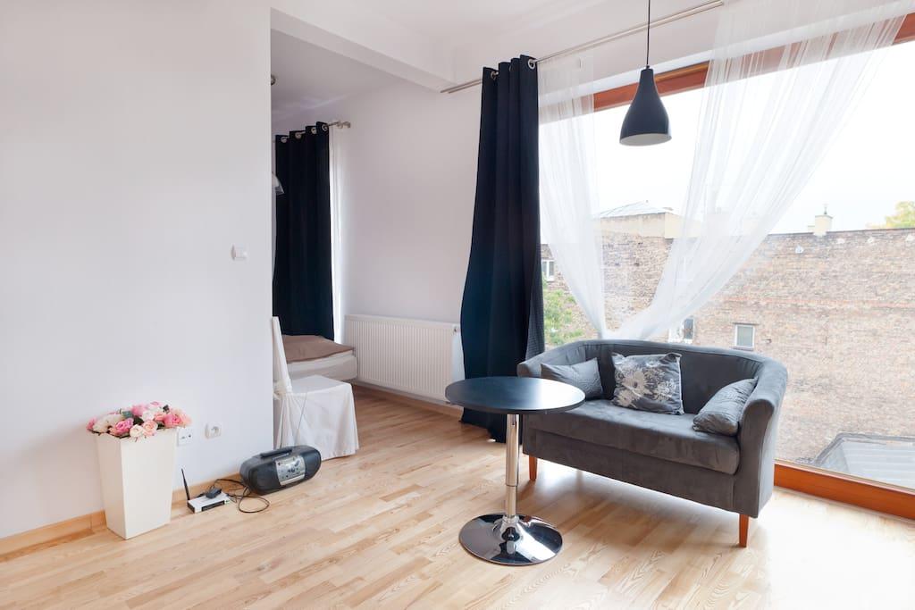 Blue Apartment - Polna Street