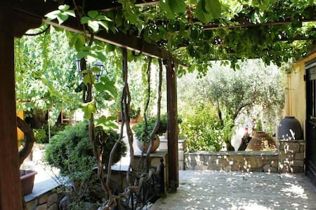 Traditional Stone Guesthouse - Archea Korinthos - House
