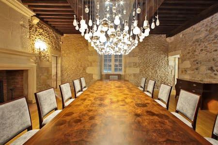 Luxury chateau in the Dordogne - Saint-Geyrac