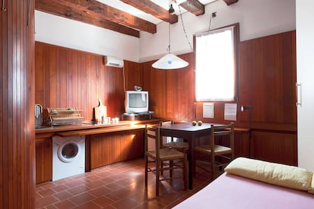 Room apartment in Venice heart.