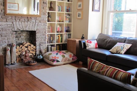 Charming flat in leafy Tooting Bec