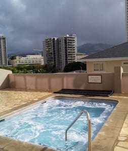Waikiki.. Awesome Location! B5