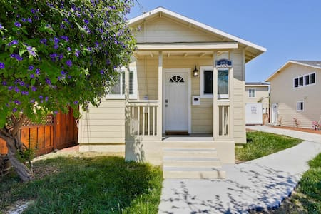 Sunny and Modern 2 BR Bungalow