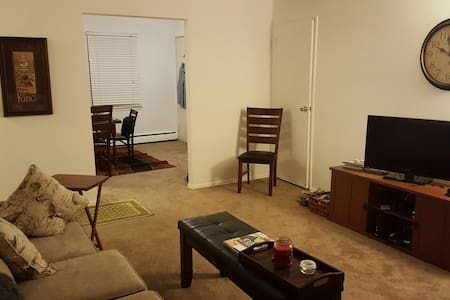 Great Apartment near Rutgers & NYC