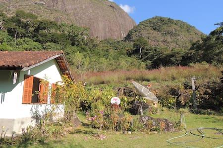 Casa na Serra para relaxar e curtir - Cabin