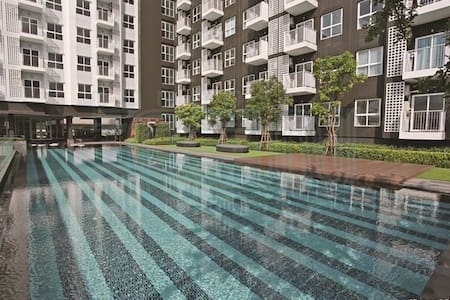 NEW! Fully furnish 1BR WIFI&WASHER! - Apartment