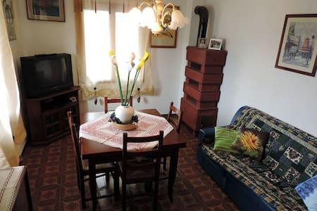 appartamento con grande terrazzo - Wohnung